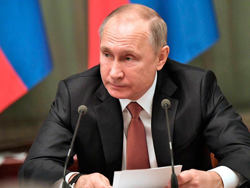 Путин подписал закон: правительство теперь в праве вводить режим ЧС