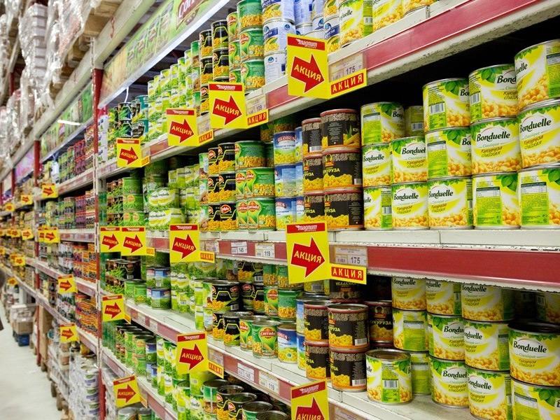 Производители продуктов умоляют запретить скидки в магазинах
