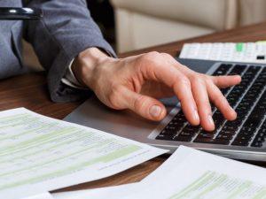 Налоговики напоминают о приближении сроков сдачи отчетности